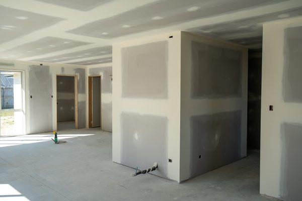 KMC's residential plastering looks great!