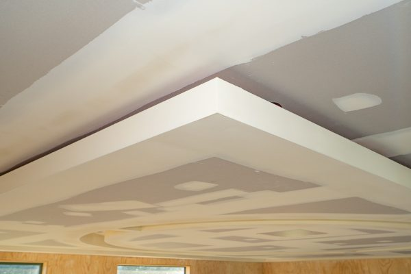 Advanced plasterboard stopping is something KMC can do extremely well!