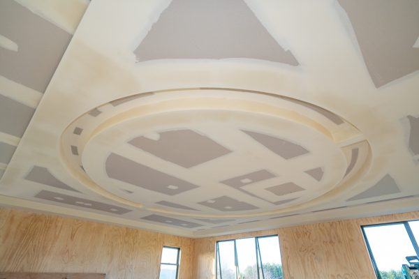 KMC's advanced plastering work will leave you breathless