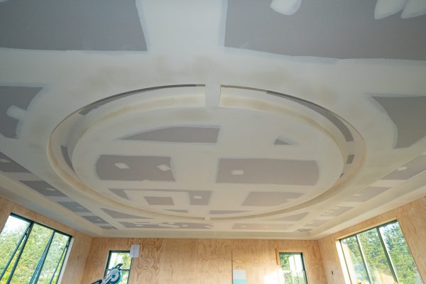 No job is too specialised for KMC interior plastering