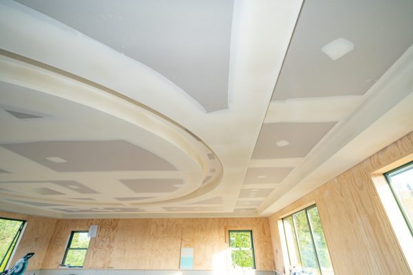 KMC's plastering work is outstanding and extremely professional