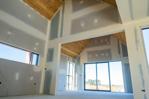Residential plastering jobs are our speciality