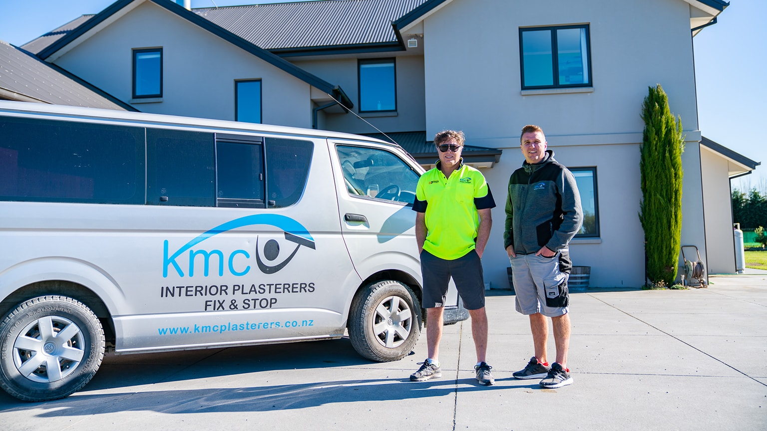 Professional plastering in the North Canterbury region